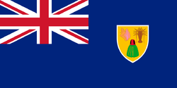 Flag of the Turks and Caicos Islands